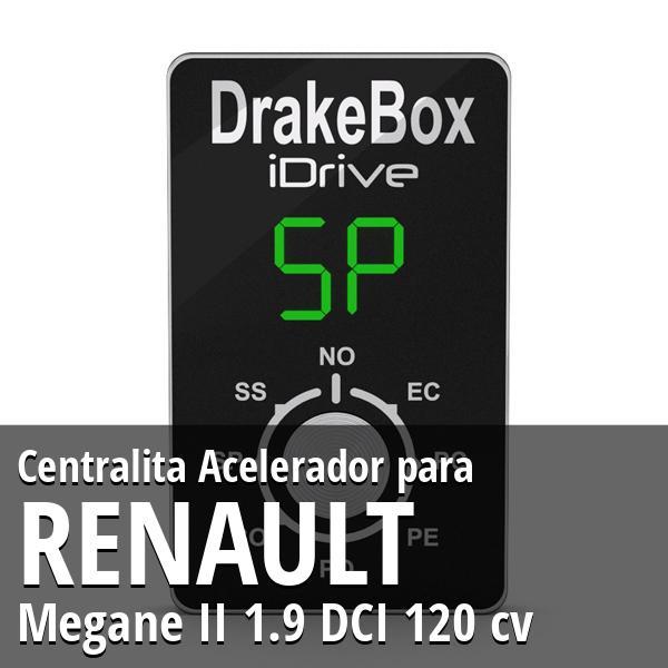 centralita renault megane ii 1 9 dci 120 cv acelerador. Black Bedroom Furniture Sets. Home Design Ideas