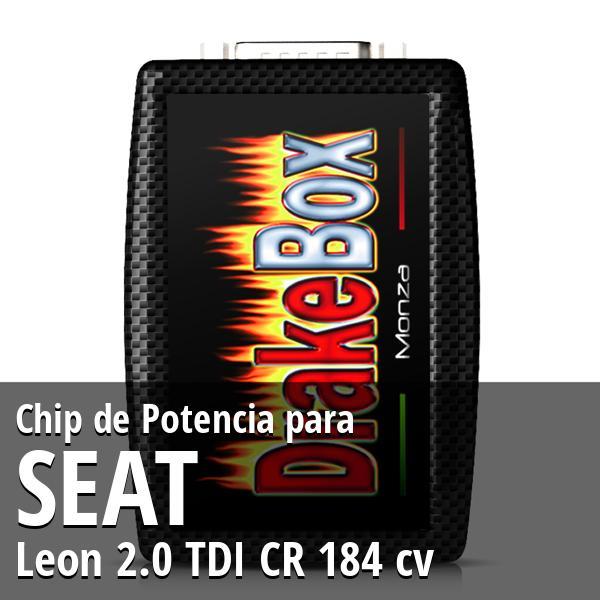 Chip potencia seat leon